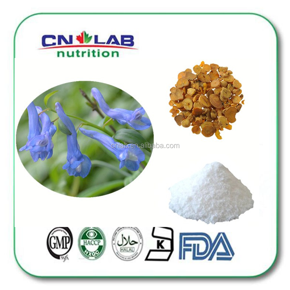 Natural corydalis plant extract for for severe pain
