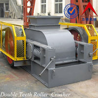 henan produced good quality heavy mining crusher 2PGC-500*750 teeth roll crusher price