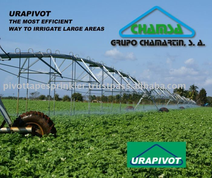 Irrigation Urapivot equipment