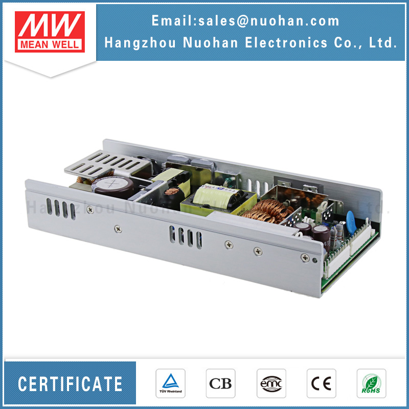 Meanwell 350W with PFC Function 48v switching power supply/350W 48V U-Bracket power supply/48v U Bracket power supply