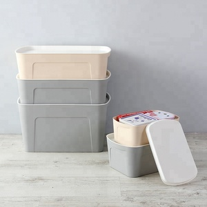 China factory supplier eco-friendly plastic storage box