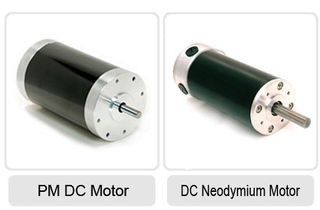 Permanent magnet pmdc pm brush electric dc 24v 12v motor for Waterproof dc motor 12v