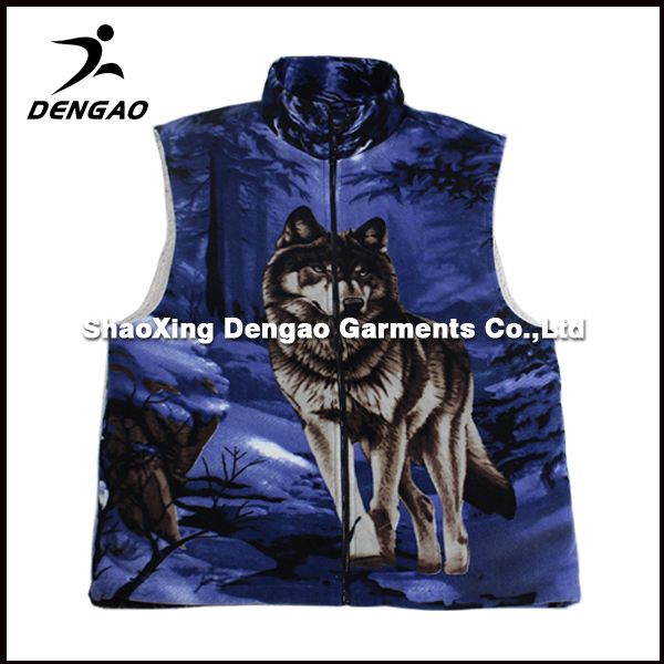 The most waterproof and breathable winter men safari vest