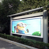 outdoor advertising led tv display board