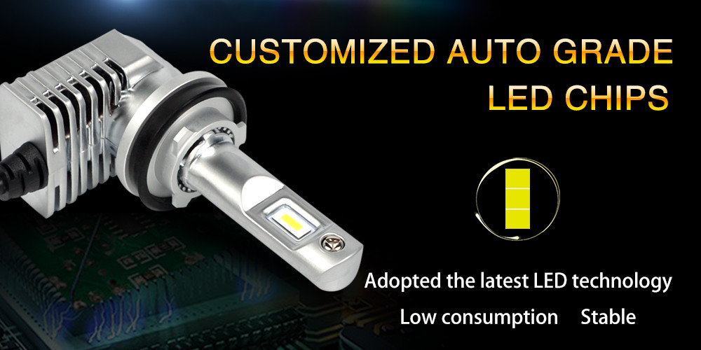 CHINA ZY car  led headlights bulbs motorcycles P20 1:1 original HALOGEN size 9005 9006 hb3 hb4 light headlamp