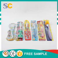 Chinese products wholesale sterile kids toothbrush in Yangzhou Factory
