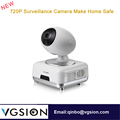 HD 720P Plug and Play Home Mini IP Camera With Two Way Audio Good night vision Smart IP Camera