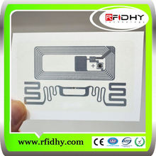 Shenzhen Factory wholesale price rfid inlay/rfid wet inlay