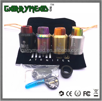 Garrymead New Design rda for Ampus Rda Recoil Rebel Rda O atty v2 rda bf pin,Devil Rda Ampus Rda atomizer 24mm with high quality