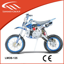 125cc dirt bike Style fashion with single cyclinder CE