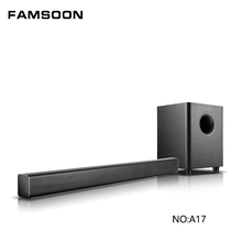 A-17 TV Sound Bar Bluetooth Speaker 3D Surround For Home Theater System, 4.0 Channel