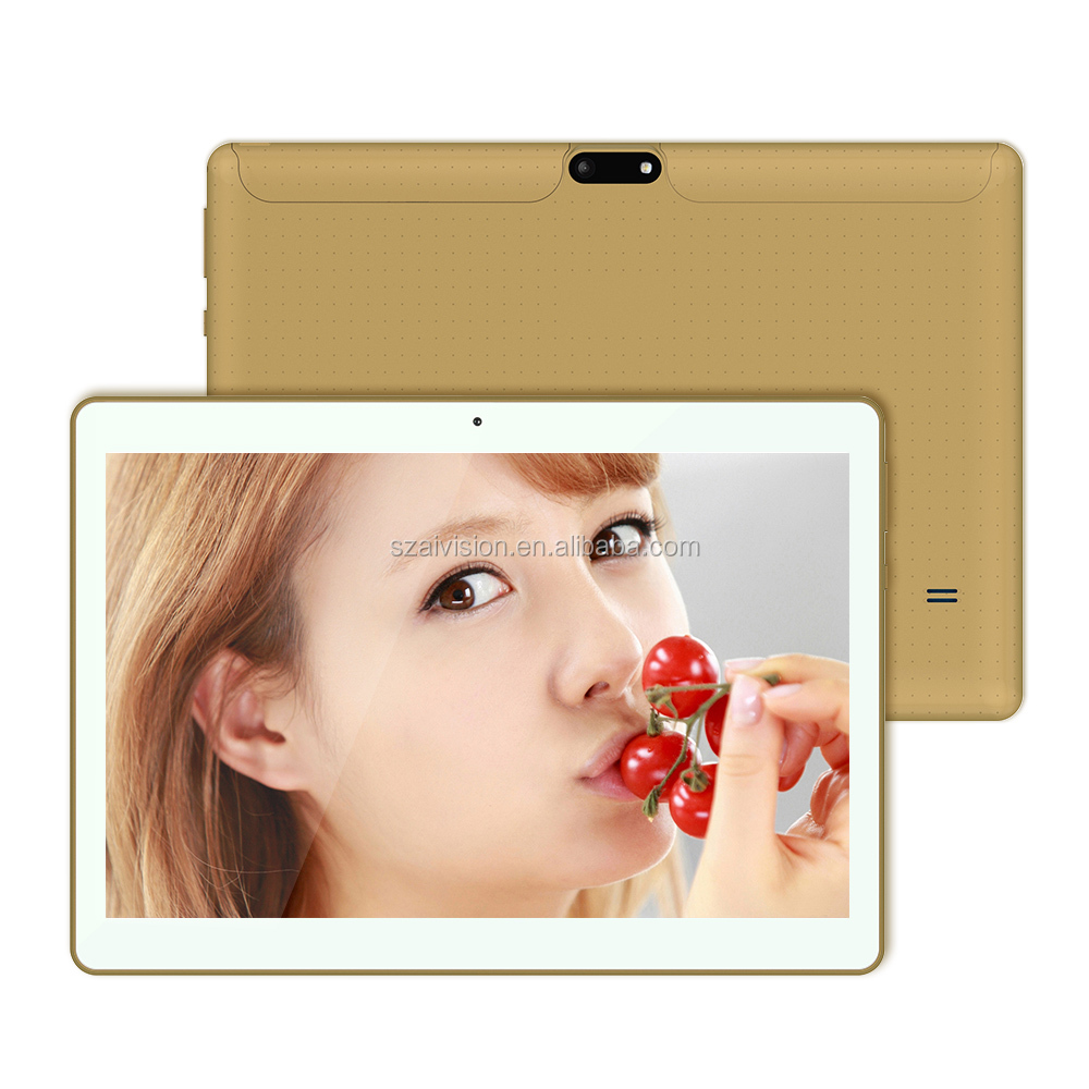 10 inch MTK6582 CPU tablet pc 1280*800 3g sim card slot