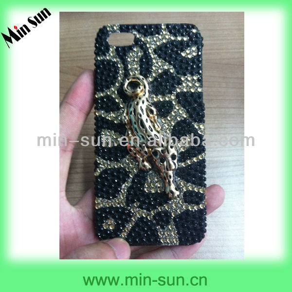 Animal shaped phone cases for iphone 4/4s