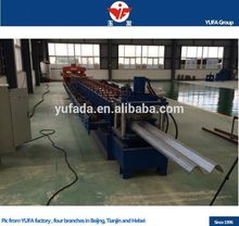 Canton Fair Supplier Metal Sheet High Quility highway guardrail road restraint fence post roll forming machine