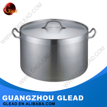 Professional custom large stainless steel cooking pots