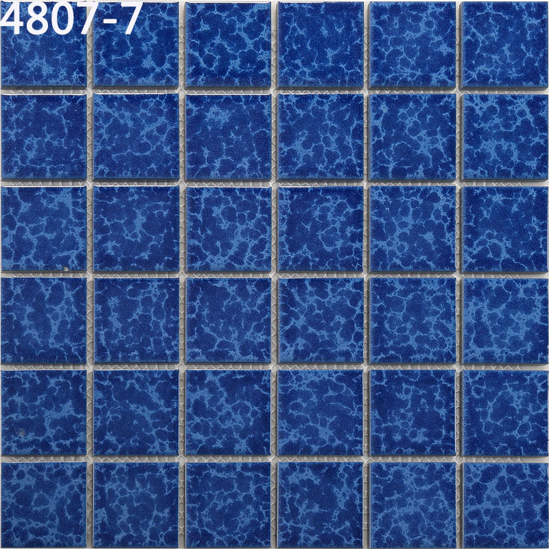 48X48 swimming pool tile ceramics mosaic