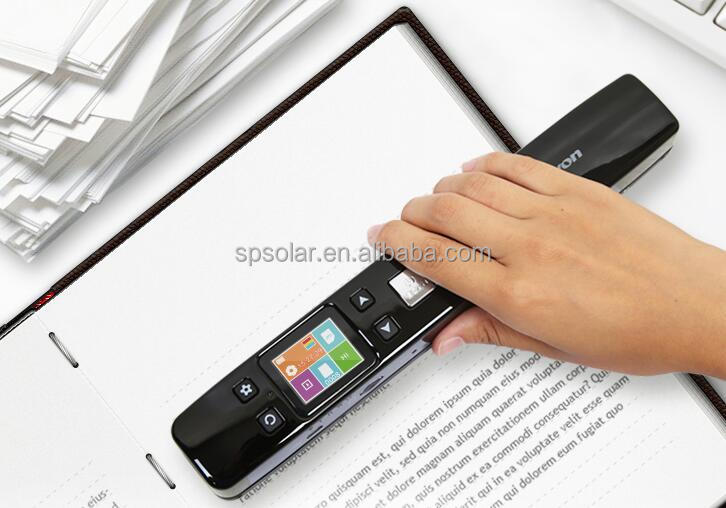 hot sales cheap Multi paper scanner Easycan portable scanner