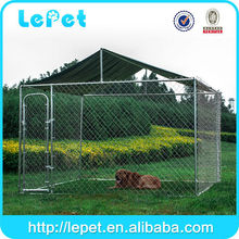 Hot Dipped Galvanized Fence Chain Link Fence Weight Dog Run