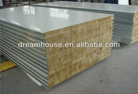 composite isolation wall panels
