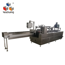 Horizontal roll ice candy packing machine small mooncake packaging machine