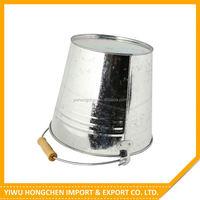 Factory Supply good quality galvanized iron ice buckets on sale