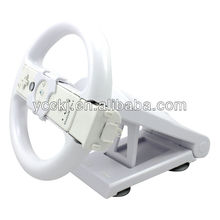 game steering wheel for wii