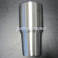 Whoelsale 304 Stainless Steel 30 oz Stainless Steel Cups Tumbler Cup Double Wall Bilayer Vacuum Insulated Vehicle Beer Mug