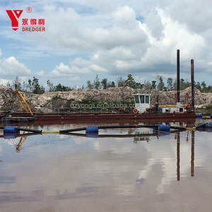 1200m3/h Cutter Suction Dredger from China dredgers