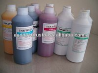 Korea top quality Printing ink for HP, Epson, Canon, Roland, Mimaki, Mutoh, Brother and etc