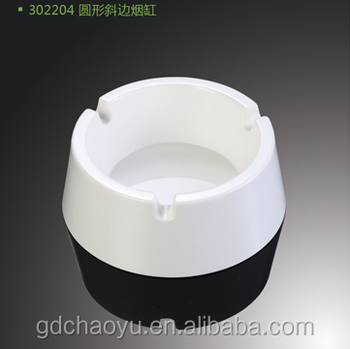 Direct factory Melamine personalized ashtray