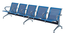 Metal Public Usage Waiting Room Furniture Airport Lobby Chair