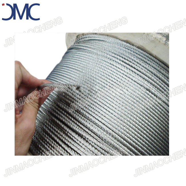 10mm wire rope stainless steel SS304 316