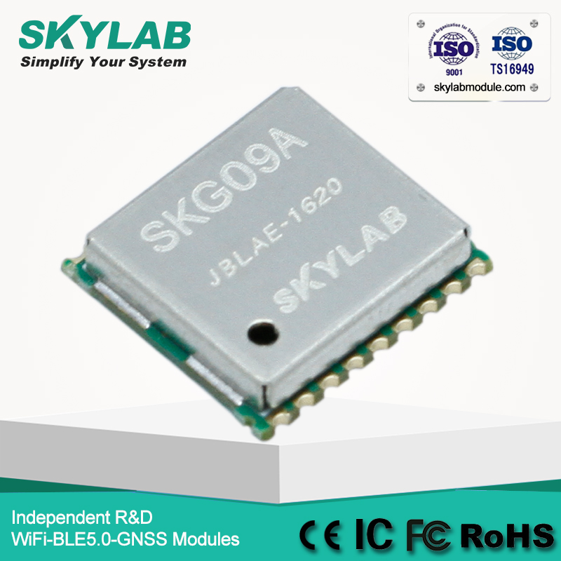 SKYLAB Small Form Factor GPS Module SKG09A GPS Tracker Locator Global Positioning Device