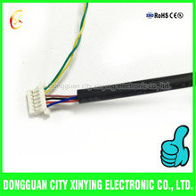 JST SHR 1mm pitch 6 pin connectors cable assembly