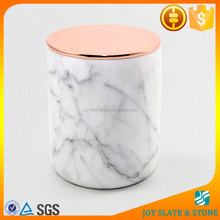 Cheap stone tealight pillar wedding candle holder