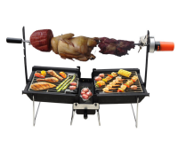 2016 Rotary Charcoal BBQ Barbecue Grills