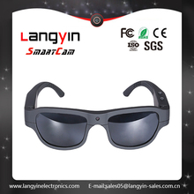 2017 new product warranty Sunglasses Camera OEM- HD 1080P /Sport Sunglasses Camera Hidden Video DVR