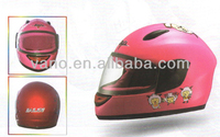 Factory Sale DOT Approved ABS Shell Cartoon Motorbike Helmet for Kids