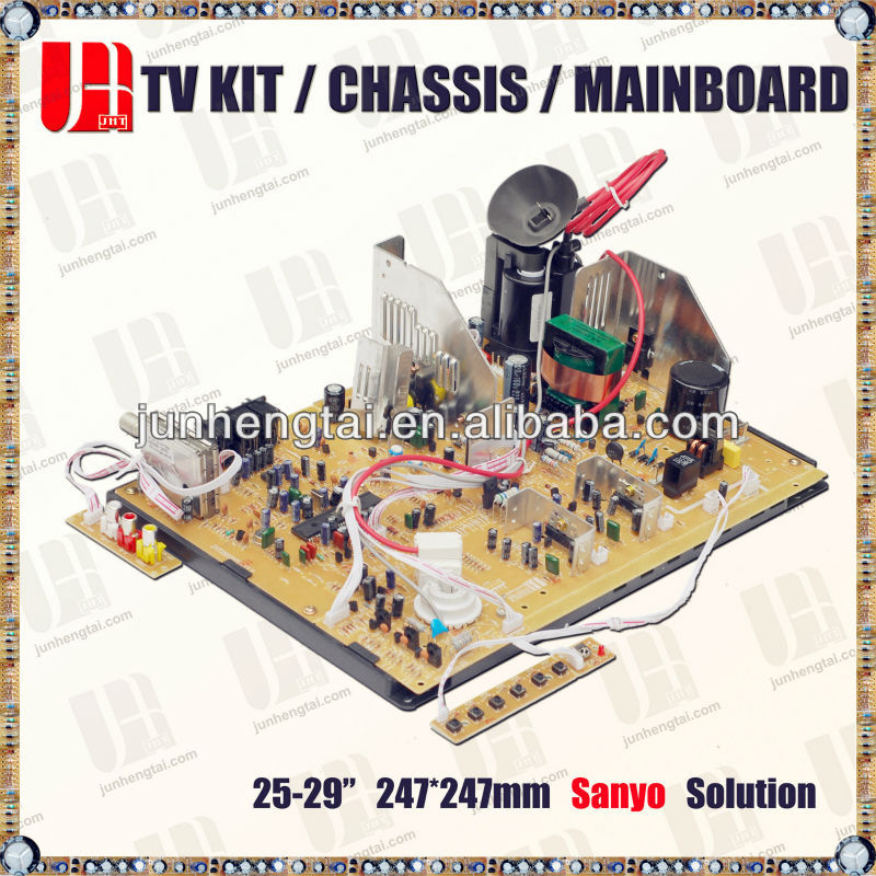 Supply CRT TV electronic Spare Parts
