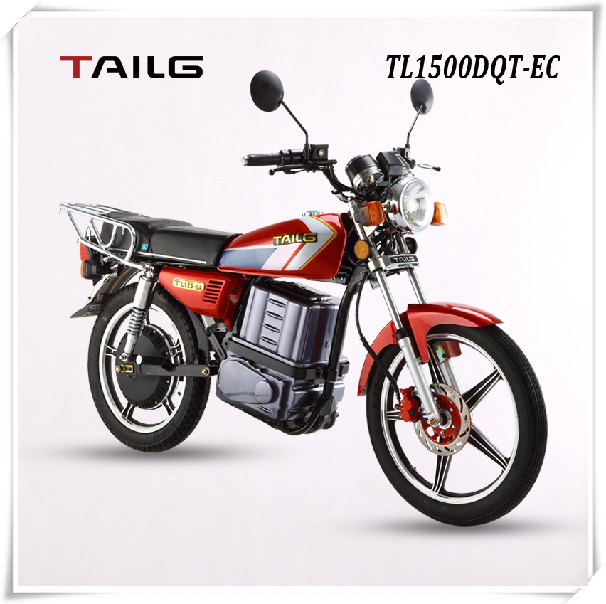 EEC Tailg e-bike which shapped like real motorcycle on sale