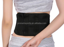 OEM wholesale neoprene heating waist belt
