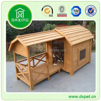 dog house with porch DXDH006