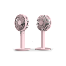 New products distributor wanted 5v dc air cooling handy mini portable rechargeable stand fan with separable base