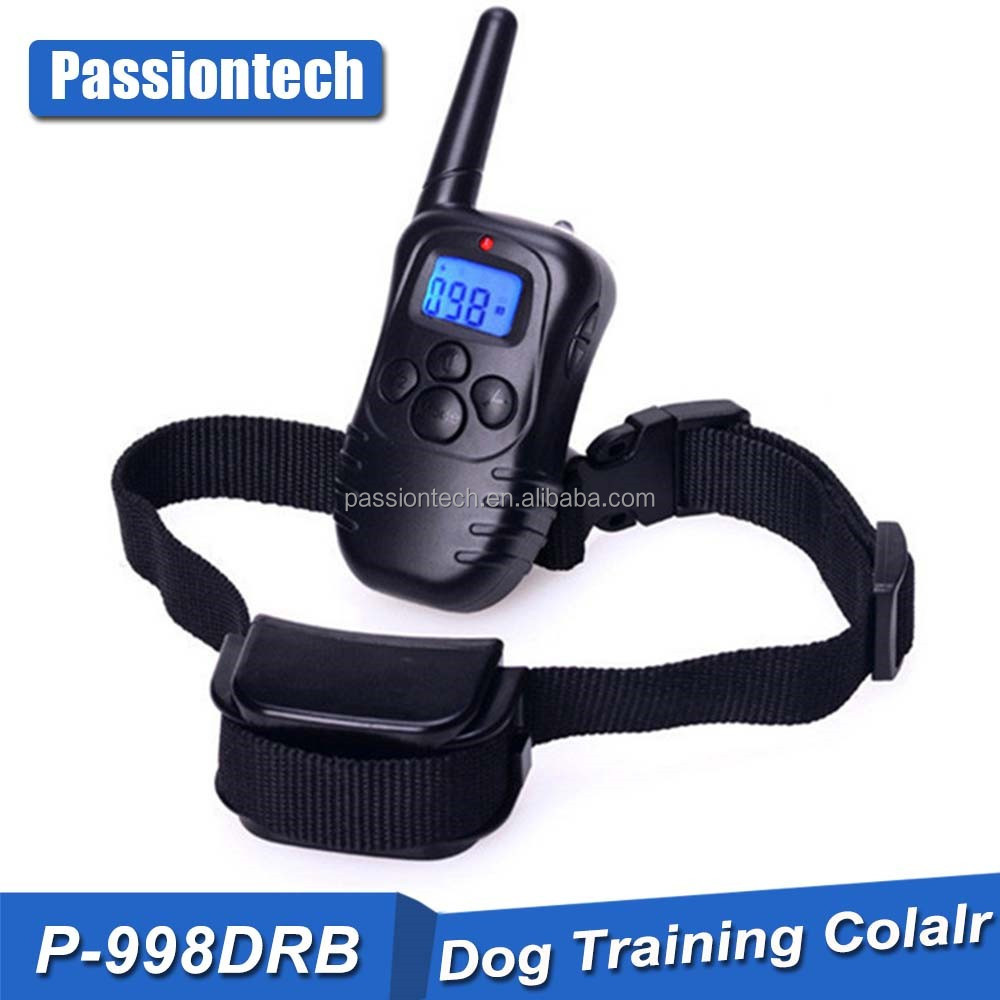 Factory 300m remote no barking dog shocker shock collar for small dogs