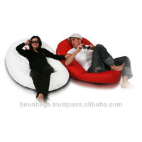 2013 Hot-selling Inflatable Sofa, Flocking Sofa Chair, Beanbag
