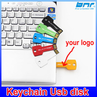 Keychain Waterproof portable memory stick pen driver 128gb 64gb 32gb 16gb 8gb 4gb U disk usb flash drive