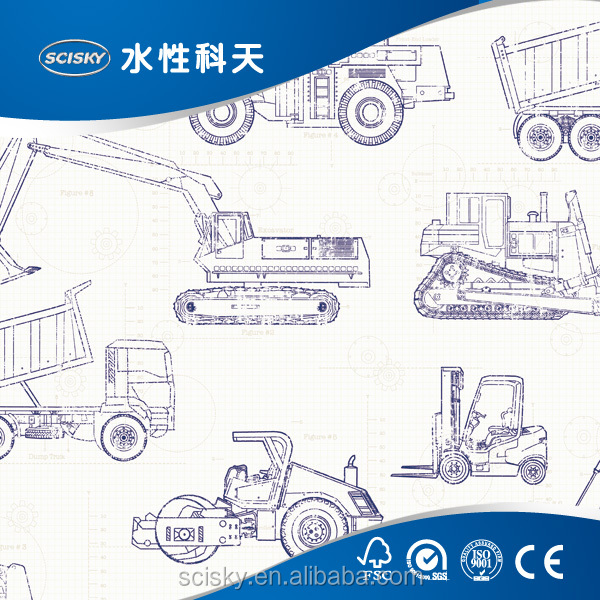 Kids Forklift Design Wallpapers Boys Specific Barca Wallpaper Home Wallpaper Wall Decor Easy to Clean