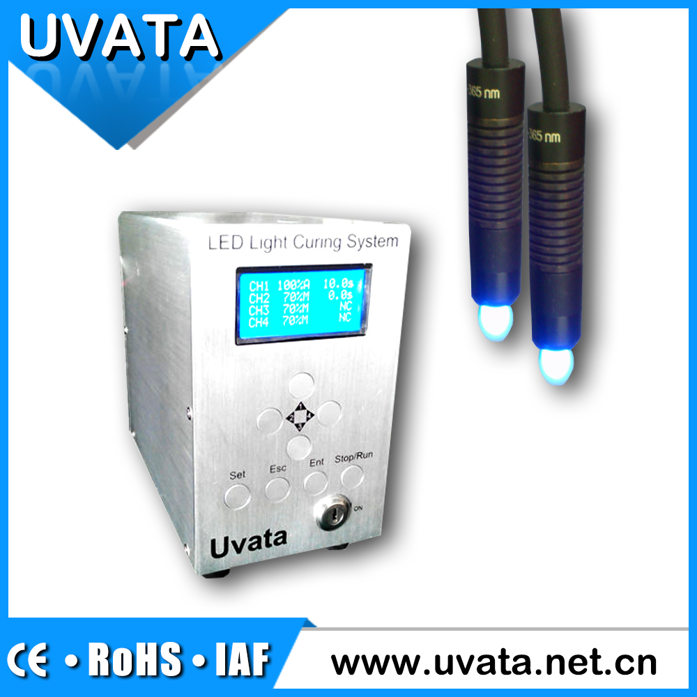 uv light cure adhesives for glass