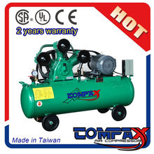 Air cooled air compressor for wooden or plush toy toys factory