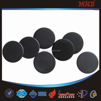 MDL08 Wholesale round disc coin rfid tag/plastic rfid tag